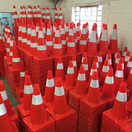 Flexi Traffic Cones